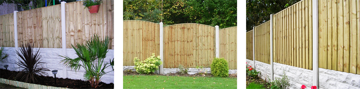 B Lee Fencing In Sheffield Supplies And Fits Fencing And